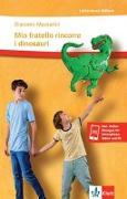 Cover-Bild zu Mio fratello rincorre i dinosauri von Mazzariol, Giacomo