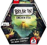 Cover-Bild zu Break In - Chichén Itzá (d)