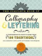 Cover-Bild zu The Complete Book of Calligraphy & Lettering (eBook) von Ferraro, Cari