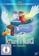 Cover-Bild zu Bernard & Bianca - Die Mäusepolizei - Disney Classics 22 von Lounsbery, John (Reg.)