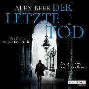 Cover-Bild zu Der letzte Tod (Audio Download) von Beer, Alex