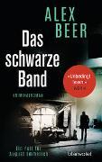 Cover-Bild zu Das schwarze Band von Beer, Alex