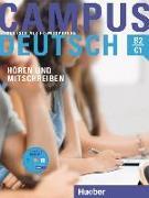 Cover-Bild zu Campus Deutsch - Hören und Mitschreiben. Kursbuch mit MP3-CD von Raindl, Marco Kay