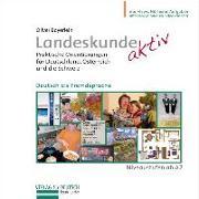 Cover-Bild zu Landeskunde aktiv. Audio-CD von Bayerlein, Oliver