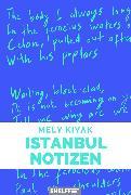 Cover-Bild zu Istanbul Notizen (eBook) von Kiyak, Mely