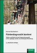 Cover-Bild zu Förderdiagnostik konkret von Bundschuh, Konrad