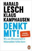 Cover-Bild zu Lesch, Harald: Denkt mit!