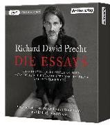 Cover-Bild zu Die Essays von Precht, Richard David
