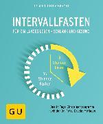 Cover-Bild zu Intervallfasten (eBook) von Bracht, Petra