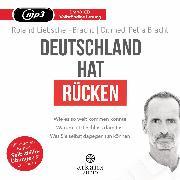 Cover-Bild zu Deutschland hat Rücken (Audio Download) von Liebscher-Bracht, Roland