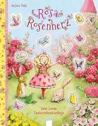 Cover-Bild zu Rosa Rosenherz. Zehn bunte Zauberschmetterlinge von Dahle, Stefanie