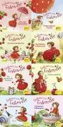 Cover-Bild zu Pixi-Box 269: Erdbeerinchen Erdbeerfee (8x8 Exemplare) von Dahle, Stefanie