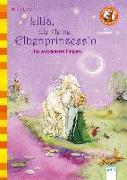 Cover-Bild zu Lilia, die kleine Elbenprinzessin. Das verzauberte Einhorn von Dahle, Stefanie