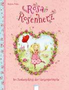 Cover-Bild zu Rosa Rosenherz. Im Zauberschloss der Herzenswünsche von Dahle, Stefanie