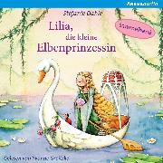 Cover-Bild zu Lilia, die kleine Elbenprinzessin. Wunderbare Abenteuer im Elbenwald (Audio Download) von Dahle, Stefanie