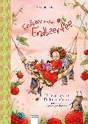 Cover-Bild zu Erdbeerinchen Erdbeerfee. Hokuspokus im Fledermausbaum und andere Vorlesegeschichten (eBook) von Dahle, Stefanie
