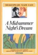 Cover-Bild zu A Midsummer Night's Dream von Shakespeare, William
