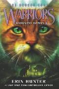 Cover-Bild zu Warriors: The Broken Code #4: Darkness Within von Hunter, Erin