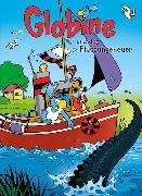 Cover-Bild zu Globine und das Flussungeheuer von Aeberli, Sibylle