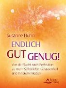 Cover-Bild zu Endlich gut genug! (eBook) von Hühn, Susanne