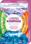 Cover-Bild zu Lebenskompass - die Karten von Hühn, Susanne