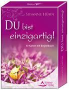 Cover-Bild zu Du bist einzigartig! von Hühn, Susanne