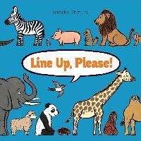 Cover-Bild zu Line Up, Please! von Ohmura, Tomoko