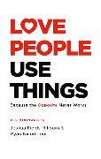 Cover-Bild zu Millburn, Joshua Fields: Love People, Use Things