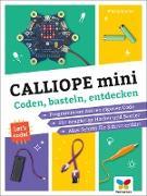 Cover-Bild zu Calliope mini (eBook) von Kiefer, Philip