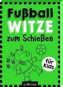 Cover-Bild zu Fußball-Witze zum Schießen von Kiefer, Philip