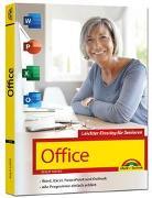 Cover-Bild zu Office 2021 - Leichter Einstieg für Senioren von Philipp, Gerhard