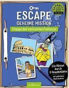 Cover-Bild zu Escape Geheime Mission - Stoppe den gefährlichen Professor von Kiefer, Philip