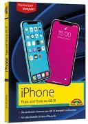 Cover-Bild zu iPhone Tipps und Tricks zu iOS 15 - zu allen aktuellen iPhone Modellen von 12 bis iPhone 7 - komplett in Farbe von Kiefer, Philip