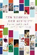 Cover-Bild zu Ein Kosmos der Schrift (eBook) von Ortheil, Hanns-Josef