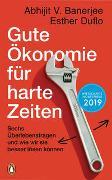 Cover-Bild zu Duflo, Esther: Gute Ökonomie für harte Zeiten