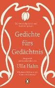 Cover-Bild zu Dohnanyi, Klaus von (Nachw.): Gedichte fürs Gedächtnis