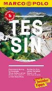 Cover-Bild zu MARCO POLO Reiseführer Tessin von Steiner, Jürg