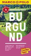 Cover-Bild zu MARCO POLO Reiseführer Burgund von Görgens, Manfred