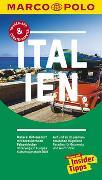Cover-Bild zu MARCO POLO Reiseführer Italien von Dürr, Bettina