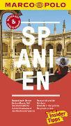 Cover-Bild zu MARCO POLO Reiseführer Spanien von Drouve, Andreas