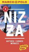 Cover-Bild zu MARCO POLO Reiseführer Nizza, Antibes, Cannes, Monaco von Kimpfler, Jördis