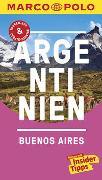 Cover-Bild zu MARCO POLO Reiseführer Argentinien, Buenos Aires von Schillat, Monika
