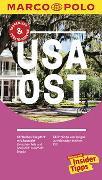 Cover-Bild zu MARCO POLO Reiseführer USA Ost von Helmhausen, Ole