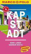 Cover-Bild zu MARCO POLO Reiseführer Kapstadt, Wine-Lands und Garden Route von Schächtele, Kai