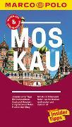 Cover-Bild zu MARCO POLO Reiseführer Moskau von Mrozek, Gisbert