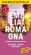 Cover-Bild zu MARCO POLO Reiseführer Emilia-Romagna, Bologna, Parma, Ravenna von Dürr, Bettina