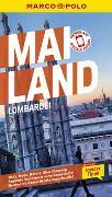 Cover-Bild zu MARCO POLO Reiseführer Mailand, Lombardei von Dürr, Bettina