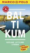 Cover-Bild zu MARCO POLO Reiseführer Baltikum, Estland, Lettland, Litauen von Pallokat, Jan
