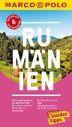 Cover-Bild zu MARCO POLO Reiseführer Rumänien von Lauer, Kathrin