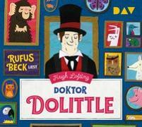 Cover-Bild zu Doktor Dolittle von Lofting, Hugh